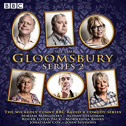 Couverture de Gloomsbury: Series 2