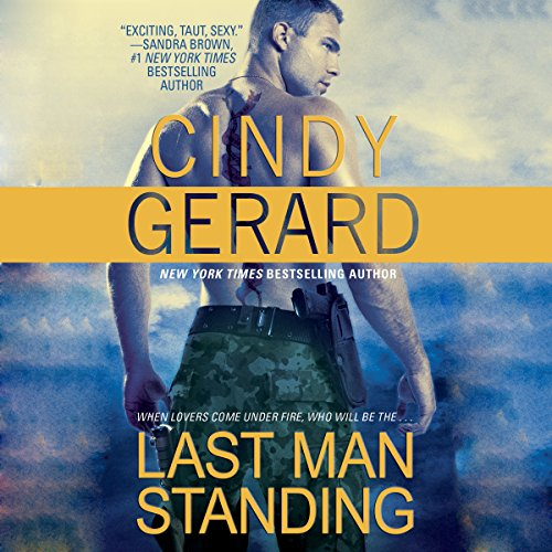 Last Man Standing audiobook cover art