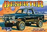 MPC 1984 GMC Pickup 1:25 Scale Model Kit (Black Version)