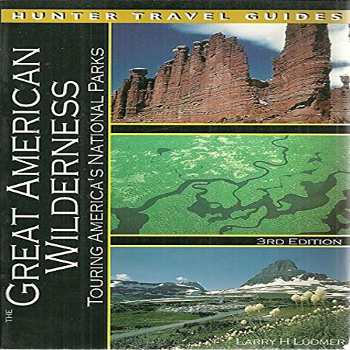 Great American Wilderness audiobook cover art