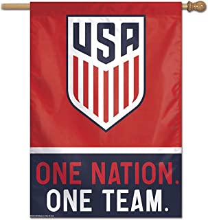 soccer team flags banners