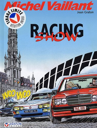 Michel Vaillant, Tome 46 : Racing Show