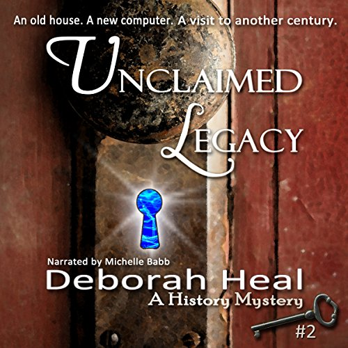 Unclaimed Legacy audiobook cover art