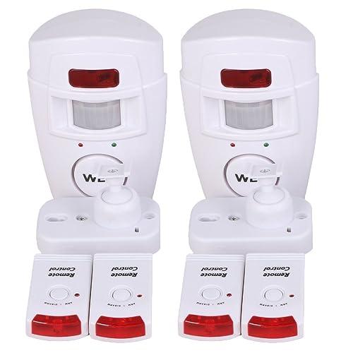 Fantastisk PIR Sensor with Alarm: Amazon.co.uk ZA04