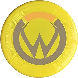 RCINC Ring Game Logo Outdoor Game Frisbee Flying Discs Yellow