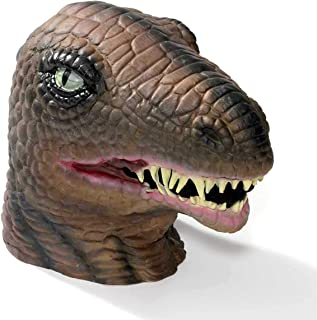 Men's Dinosaur Latex Mask