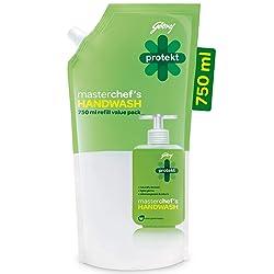 Godrej Protekt Masterchef's Handwash - 750 ml