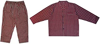 Espionage Yarn Dyed Check Pyjama Set (063) Sizes 2XL to 8XL