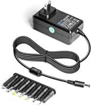 """KFD Universal AC DC Adapter for Nextbook-Ares 11, 11A, Flexx 10 10.1"""", 11.6"""", 9 8.9"""" 2 in 1 Tablet Nextbook Premium 7 7S 7SE 8 HD 8SE 9;Raspberry Pi 3 2;5V Wireless Bluetooth Speaker;Graco Swings"""