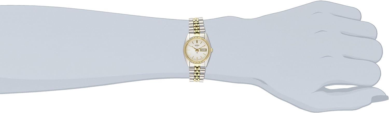 Seiko Womens SWZ054 Two-Tone Dress Watch