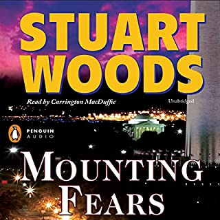 Mounting Fears audiobook cover art