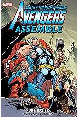 Avengers Assemble Vol. 5 (Avengers (1998-2004)) Kindle Edition