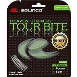 Solinco Saitenset Tour Bite Soft Silber, 12,2 m, 0555220121900016 by Solinco