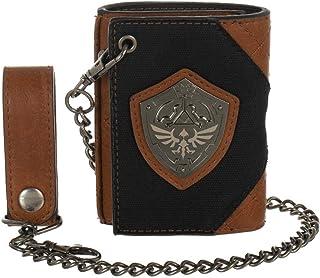 Nintendo - Legend of Zelda - Hylian Shield Chain Wallet
