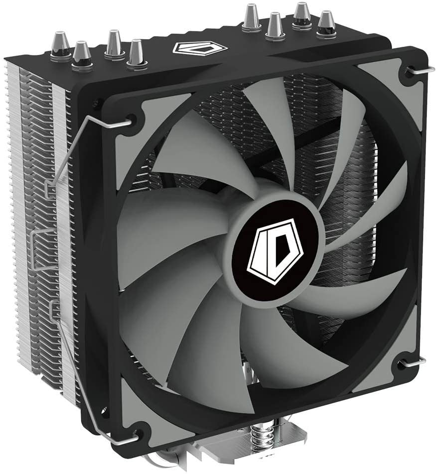 ID-COOLING SE-224-XT Basic CPU Heatpipes Cheap mail order sales 70% OFF Outlet Cooler 4 AM4