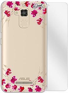 Capa + Película de Gel para Asus ZenFone 3 Max 5.2 - FLORES 3 - Quark