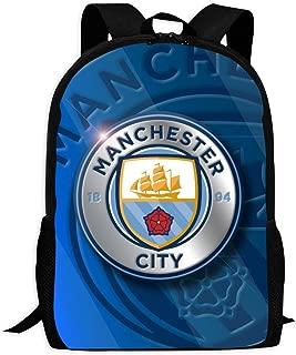 manchester city school bag