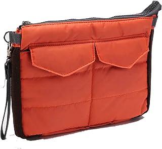 Travel Organizer Pouch Bag para Tableta o Computadora con Compartimentos Múltiples - para Bolsa en Bolsa Artículos de Toc...