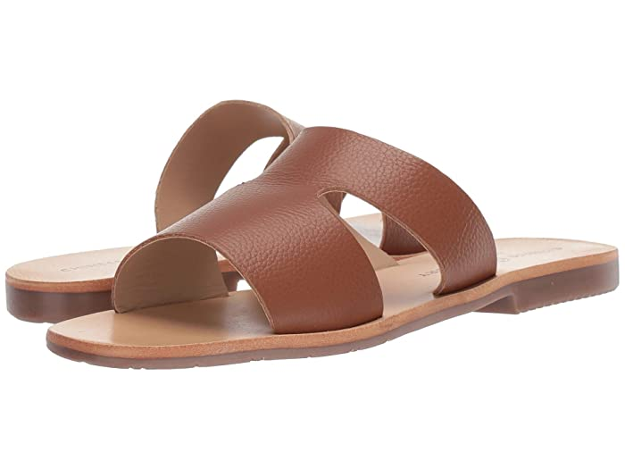 Chinese Laundry  Mannie (Cognac) Womens Flat Shoes