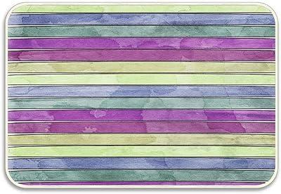 Use7 - Alfombra Antideslizante, diseño de Rana, Color Verde Palma ...
