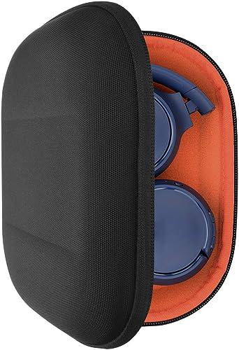 GEEKRIA UltraShell Étui pour Casque pour JBL Tune 600 BTNC, Live 400BT, Tune 500BT, T450BT, Casque E45BT et Plus, Sac...