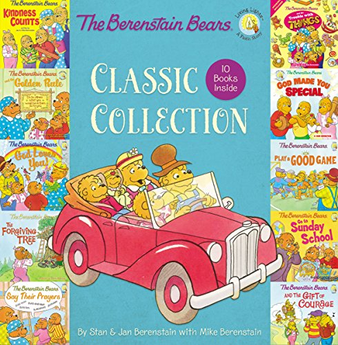 The Berenstain Bears Classic Collection (Berenstain Bears/Living Lights)
