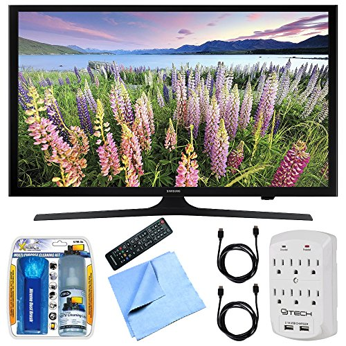 Samsung UN50J5000-50-Inch Full HD 1080p LED HDTV Essentials Bundle Includes 50-Inch LED HD TV,...