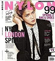 NYLON(ナイロン)2014年3月号【NYLON】JYJジェジュン特集【韓国雑誌】(韓国版)