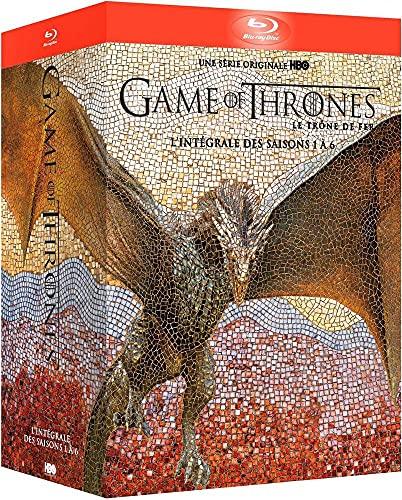 Game of thrones - Seizoen 1-6