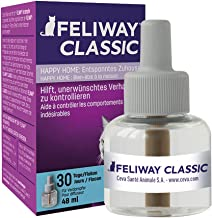 Adaptil Recarga Difusor de Feromonas para Gatos Classic 48 ml Tranquilizante