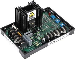 LHQ-HQ Regulador de voltaje del generador, 170-265V CA 50 / Estable rendimiento regulador de voltaje automático del generador del grupo electrógeno 60 Hz Accesorios derivación Protección de Compensaci