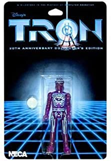 Tron Action Figure (20th Anniversary Collector's Edition)