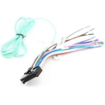 [DIAGRAM_3ER]  Amazon.com: Xtenzi Car Radio Wire Harness Compatible with Boss CD DVD  Navigation in-Dash - XT91072 | Boss Bv9965 Wire Harness 15 Pin |  | Amazon.com