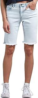 Volcom Women's Super Stoned Slim Straight Bermuda Short