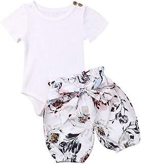 Baby Boy Girl t-shirt vestiti Shark e Doo Doo stampa estate cotone senza maniche vestiti set top e pantaloni corti Black White 80cm