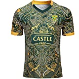 Rugby Jersey para hombre 19-20 Sudáfrica 100th Anniversary Edition (M)
