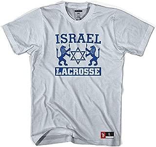 Israel Crest Lacrosse T-Shirt