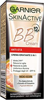 Garnier - Bb cream antirughe medio/scura - cremas y mascarillas faciales