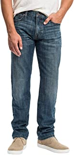 Lucky Brand Men's 221 Original Straight-Leg Jean in Delmont Blue