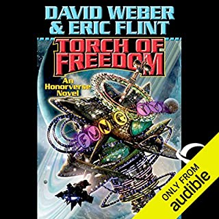 Torch of Freedom  audiobook cover art