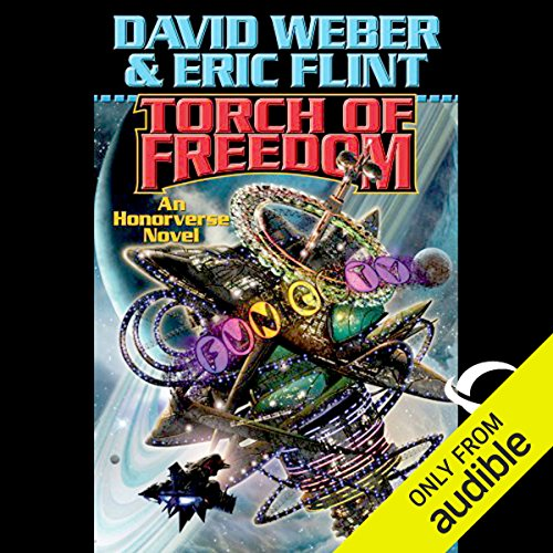 Torch of Freedom                    By:                                                                                                                                 David Weber,                                                                                        Eric Flint                               Narrated by:                                                                                                                                 Peter Larkin                      Length: 21 hrs and 20 mins     7 ratings     Overall 4.7