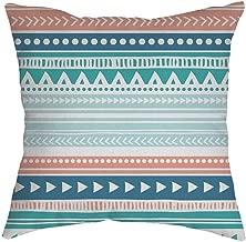 KESEELY Square Pillow Case Cotton Linen Sofa Waist Throw Cushion Cover Home Decor