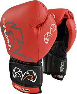 RIVAL Boxing Optima Sparring Gloves - 16 oz - Red