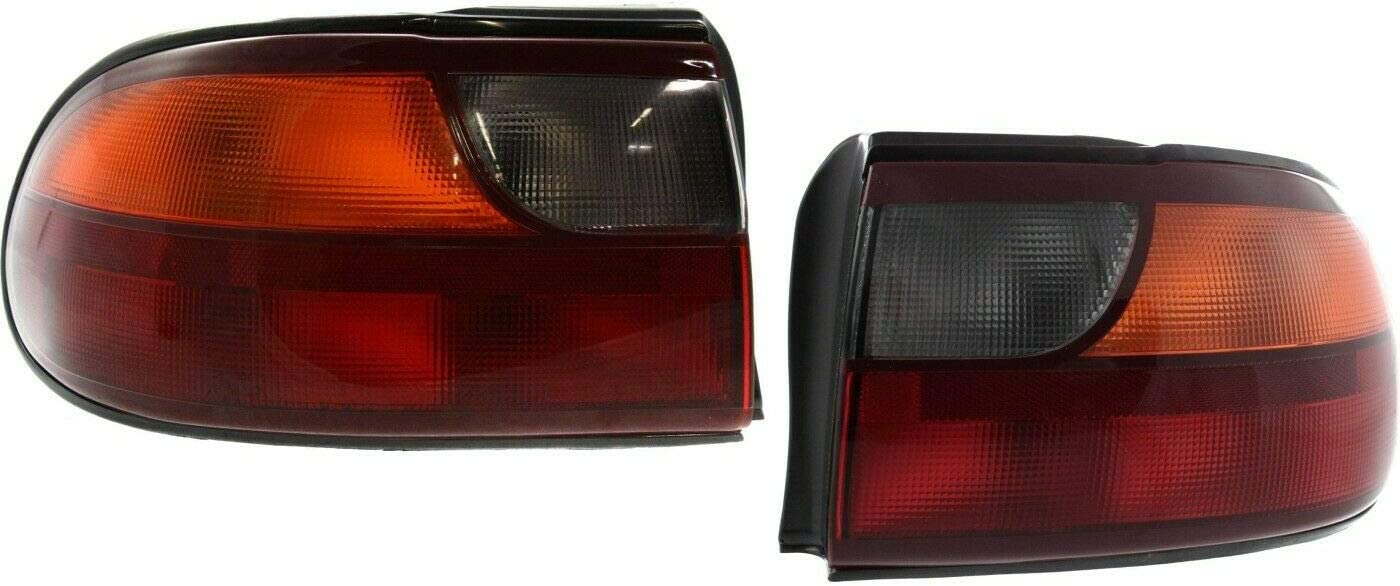 NYI 1 Year Warranty Import Set of 2 Classic 19LH Memphis Mall For Tail RH 20 Light