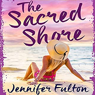 The Sacred Shore (Moon Island) audiobook cover art