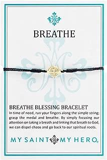 Breathe Bracelet - Gold Medal