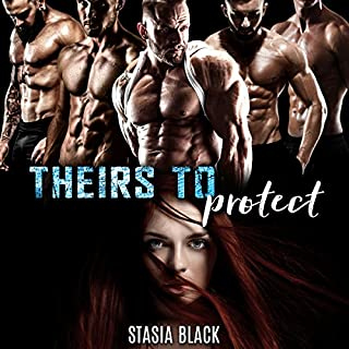 Theirs to Protect: a Reverse Harem Romance Titelbild