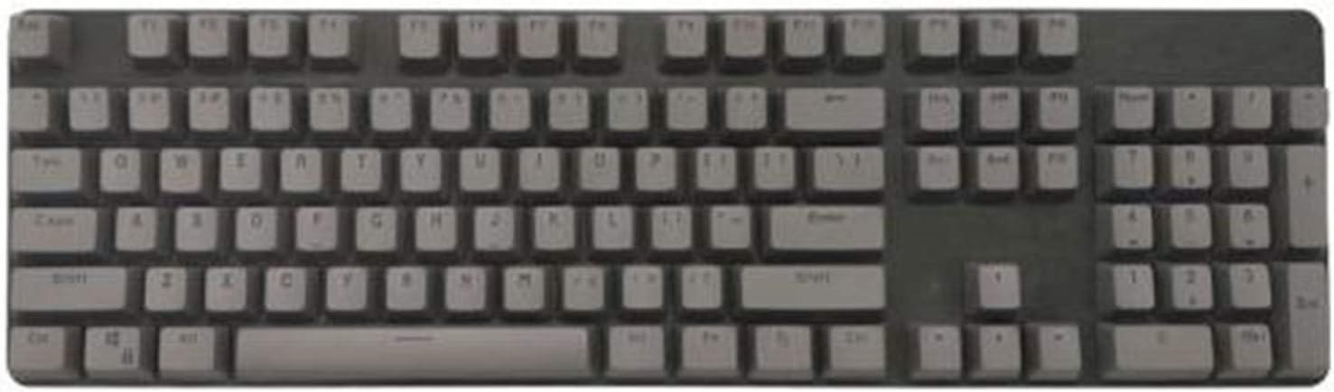 YEZIN Key Caps Courier shipping free shipping for Keyboard 104Pcs Keycaps PBT Bac Set Universal Very popular