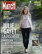 Paris Match n° 3375 du 22 Janvier 2014 - Julie Gayet (couv'), Stéphane de Groodt (3p), Cristiano Ronaldo (6p), photos de New York (10p), Miley Cyrus (2p), l'histoire de l'hôtel Martinez de Cannes (4p)