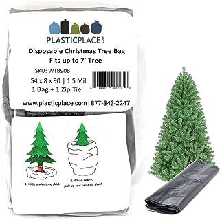 Best plastic christmas tree storage bags Reviews